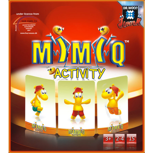 MimiQ Activity - A FUN Action Educational GAME for All Ages